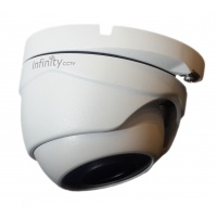 Cctv Dome IR H-53, Resolution 800 Tvl