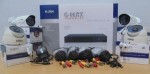 Paket 4 Ch Glenz High Quality 1,3MP Sony Exmor